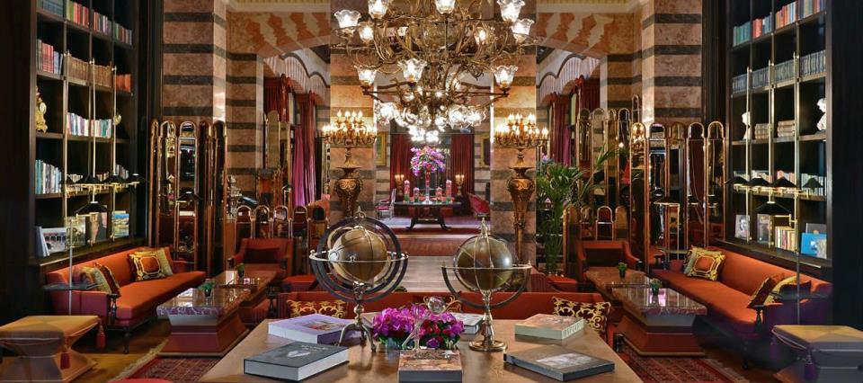 Pera Palace Jumeirah - Istanbul - Lobby  (1).jpg