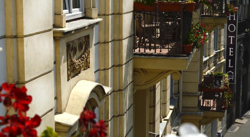 Belgrade City Hotel - Belgrade - Facade (1).jpg