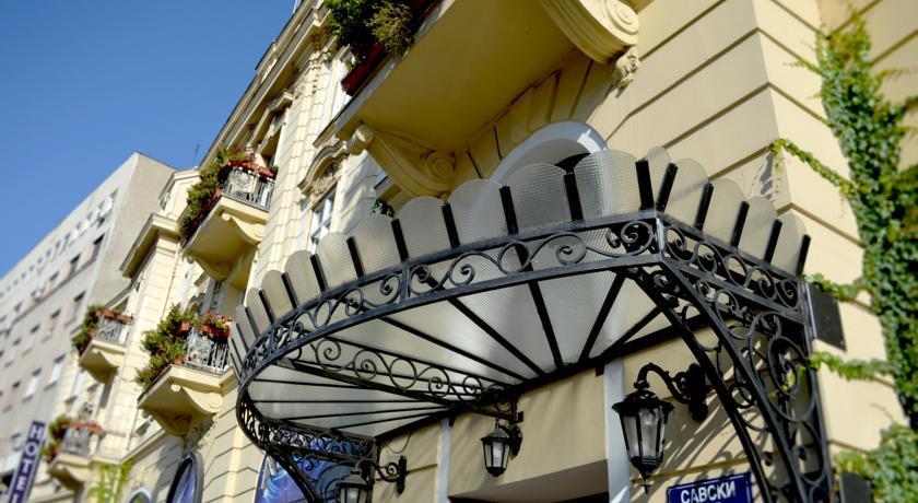 Belgrade City Hotel - Belgrade - Facade (2).jpg