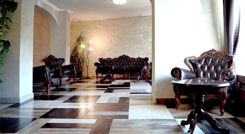 Belgrade City Hotel - Belgrade -Lobby.jpg