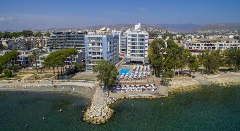 Harmony Bay Hotel  - Limassol - Facade.jpg
