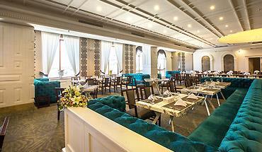 Espinas Hotel - Tehran - Restaurant. (2).jpg