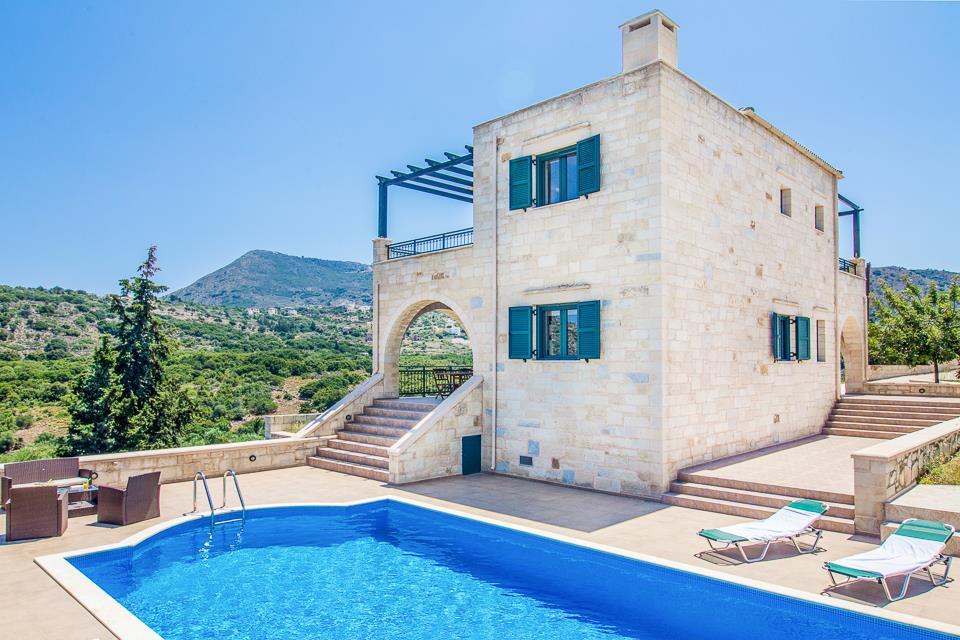 Villa Almyrida View