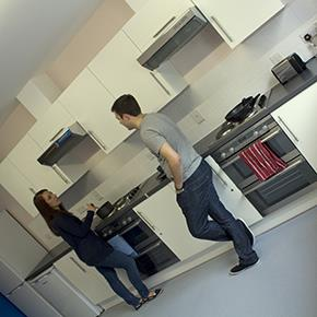Chichester University Halls of Residence