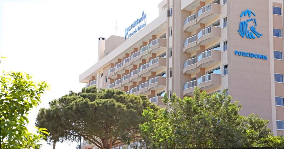 Poseidonia Beach Hotel - Limassol - Facade (2).jpg