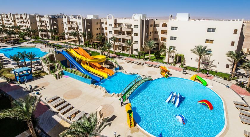 Nubia Aqua Beach Resort Hurghada , For UK Only