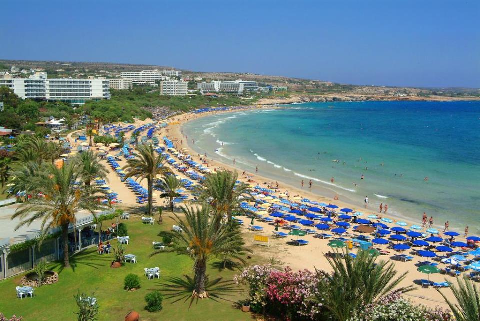 Stamatia Hotel - Ayia Napa - Beach.jpg