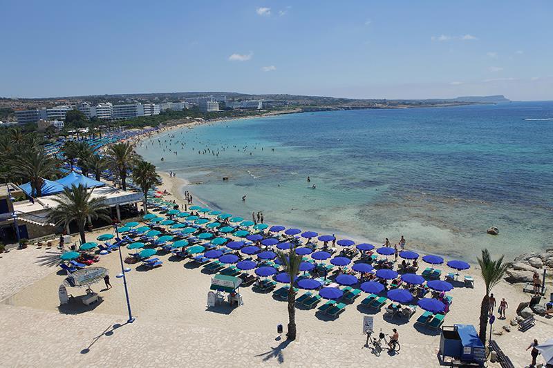 Limanaki Beach Hotel - Ayia Napa - Beach.jpg