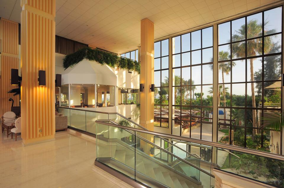 Elias Beach Hotel - Limassol - Reception & Lobby  (1).jpg