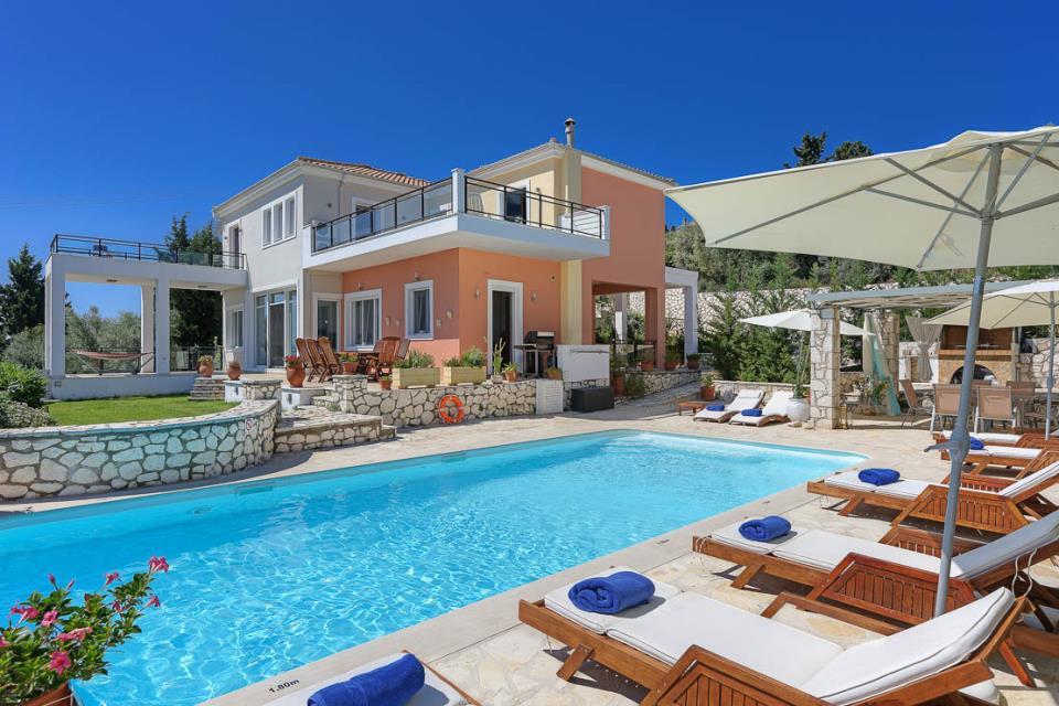 Villa Drepanou Bay
