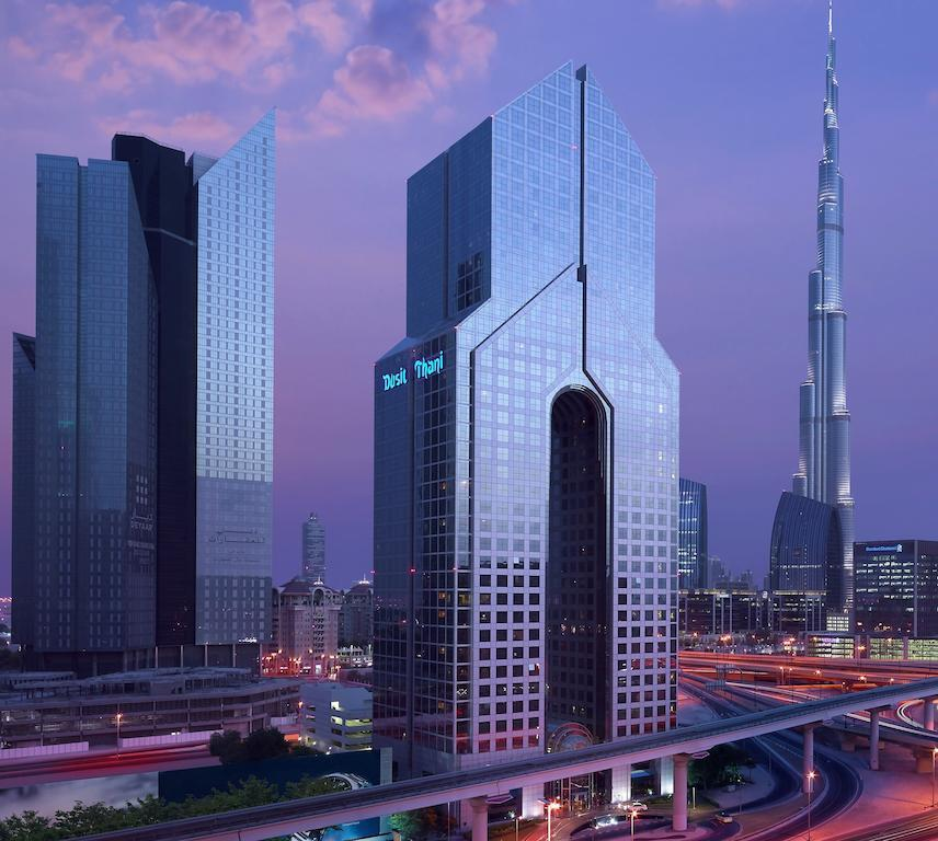 Dusit Thani - Dubai - Facade.jpg