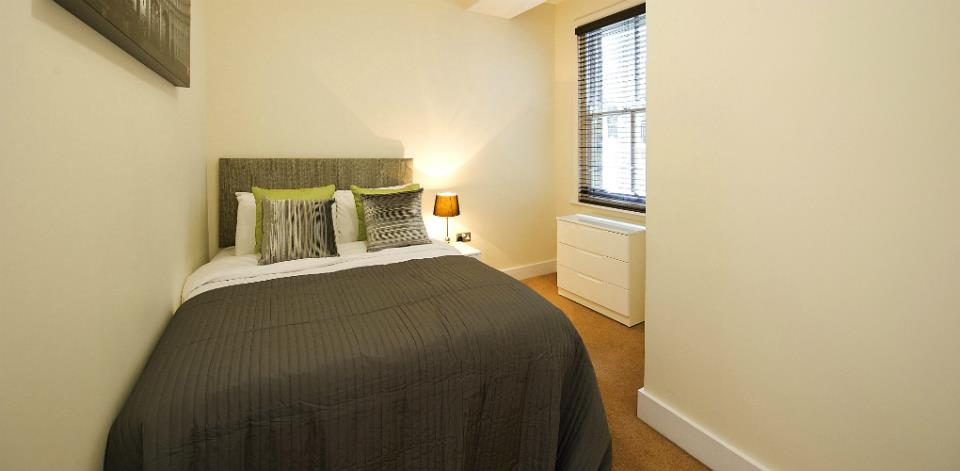 Spitalfields Serviced Apartments - Bedroom