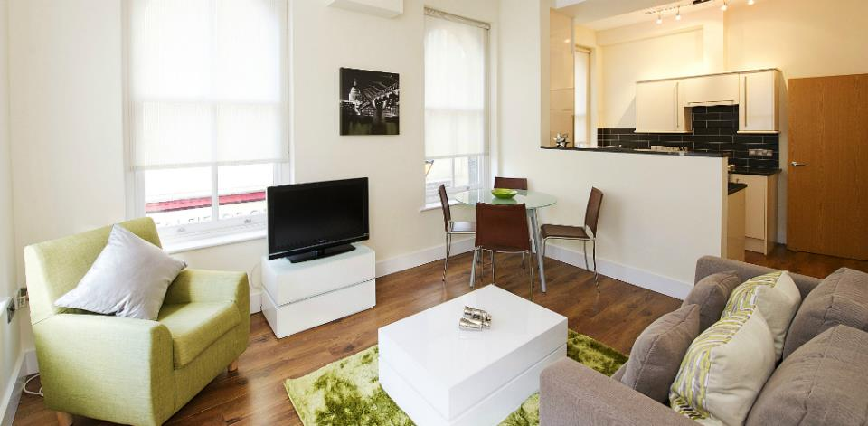 Spitalfields Serviced Apartments - Puma Court (GN)