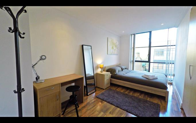 Ferry Quays Apartments Bedroom