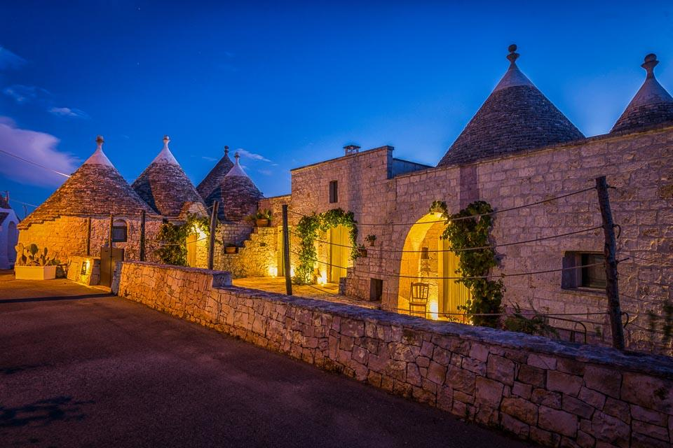 The Little Trulli