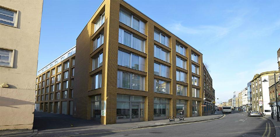 Bermondsey Street - Exterior