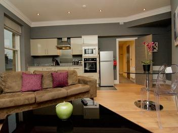Harrogate Serviced Apartments - One Bedroom Apartment.