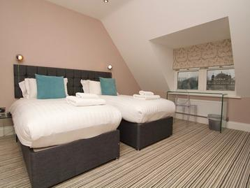 Harrogate Serviced Apartments - Two Bedroom Apartment