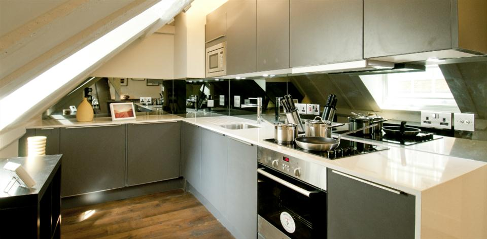 College Hill - Kitchen