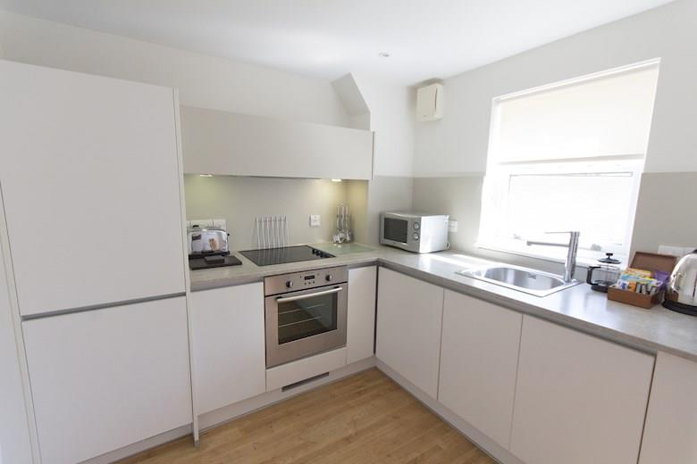 St James Parade - One Bedroom Superior Kitchen