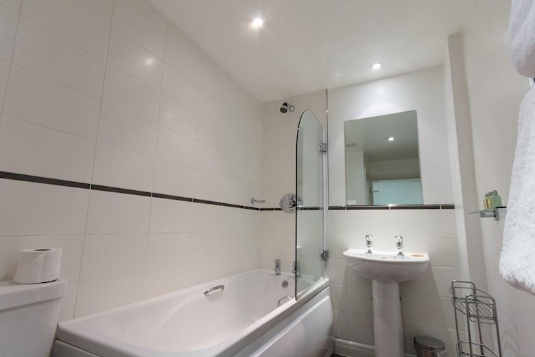 St James Parade - Two Bedroom Bathroom