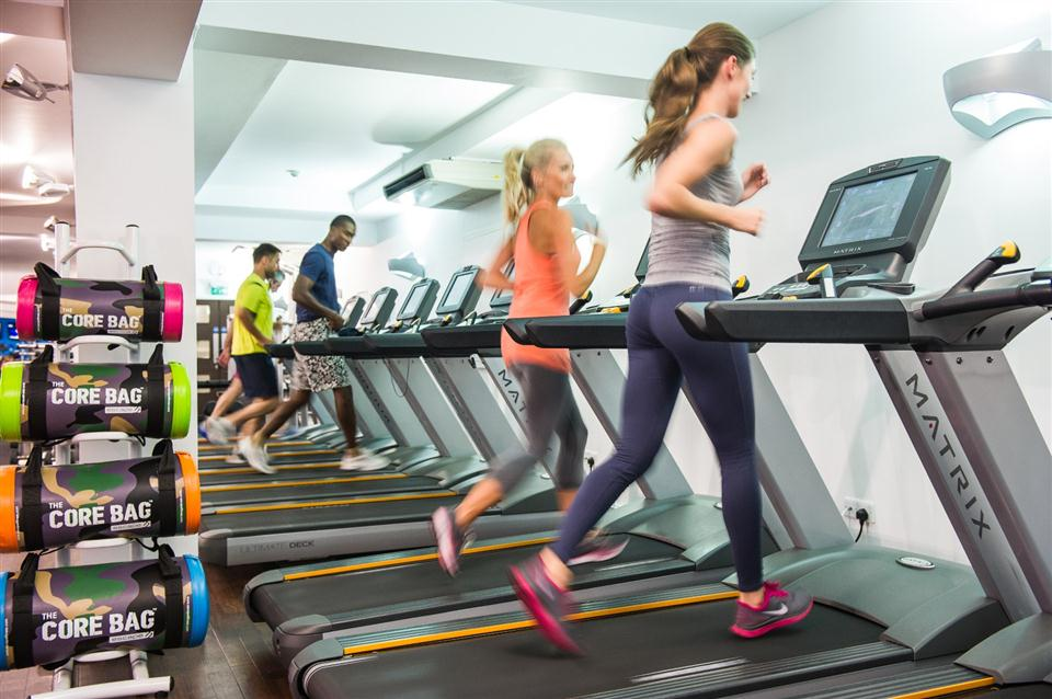 Dolphin House Sports and Fitness Club