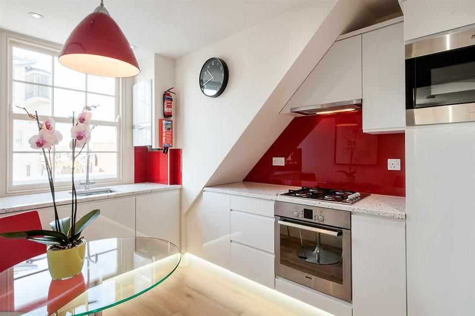 Standard One Bedroom Chelsea - Kitchen