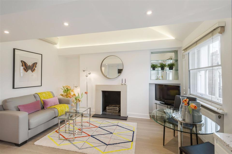 One Bedroom Apartment Marylebone Central - Livingroom