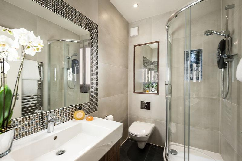 One Bedroom Apartment Marylebone Central - Bathroom