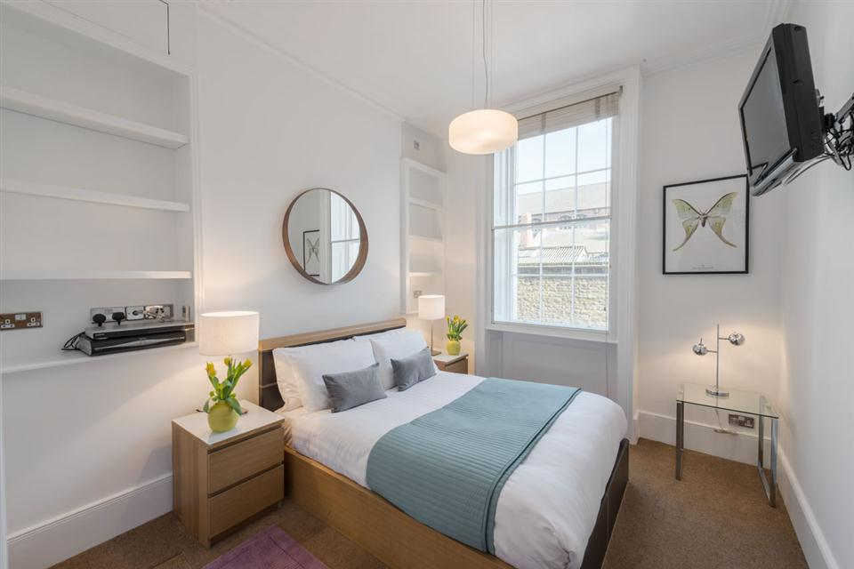 One Bedroom Apartment Marylebone Regents Park - Bedroom
