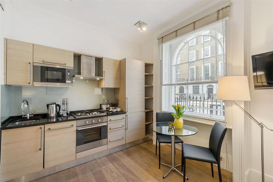 One Bedroom Apartment Marylebone Regents Park - Kitchen