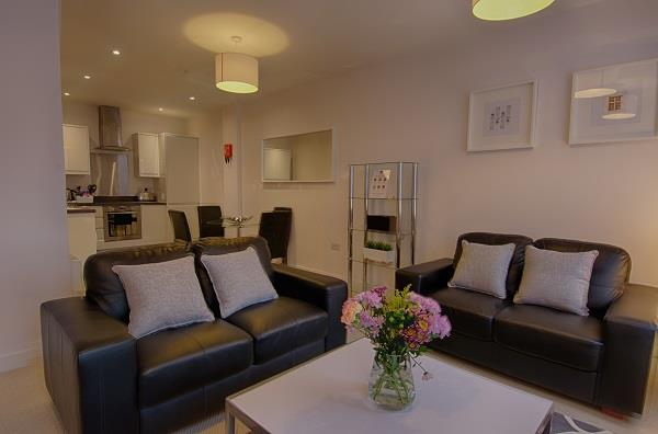 Nouvelle House, Sutton - Lounge