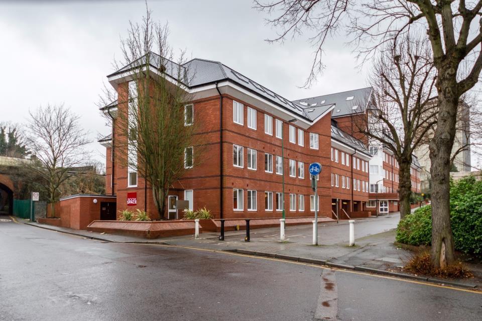 Nouvelle House, Sutton - Exterior
