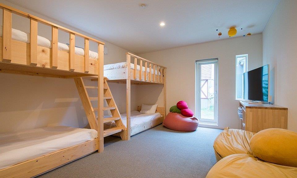 Niseko Accommodation Chalet Billopp 12