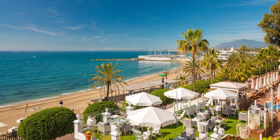 Marbella - 3 nights & 3 rounds