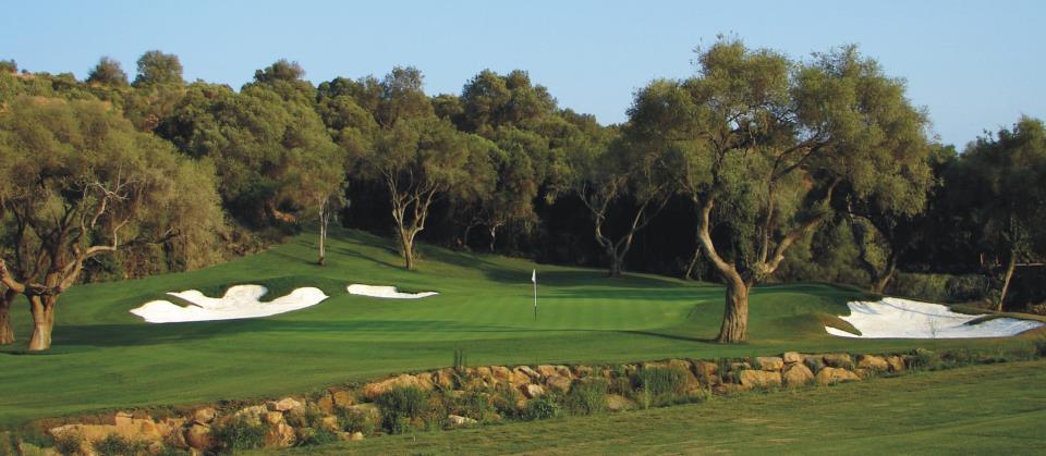 Finca Cortesin Hotel Golf & Spa - 7 Nights & 4 Rounds