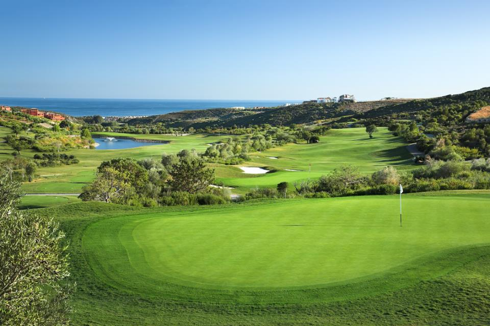 Finca Cortesin Hotel Golf & Spa - 7 nights & 5 rounds