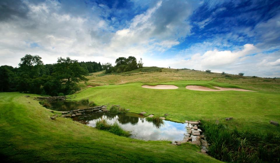 Celtic Manor Resort Hotel 5* - 1 Night Bed & Breakfast, 2 Rounds