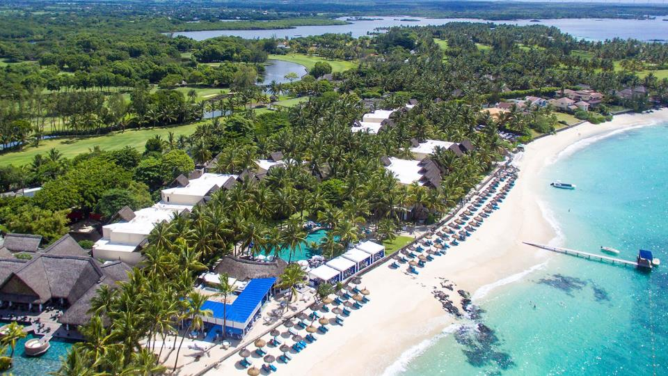 Constance Belle Mare Plage 5* - 7 Nights & 3 Rounds