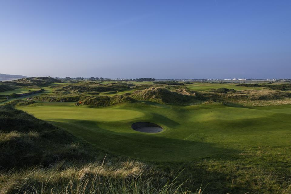 Portmarnock Hotel & Golf Links - 1 Night Bed & Breakfast, 2 Rounds