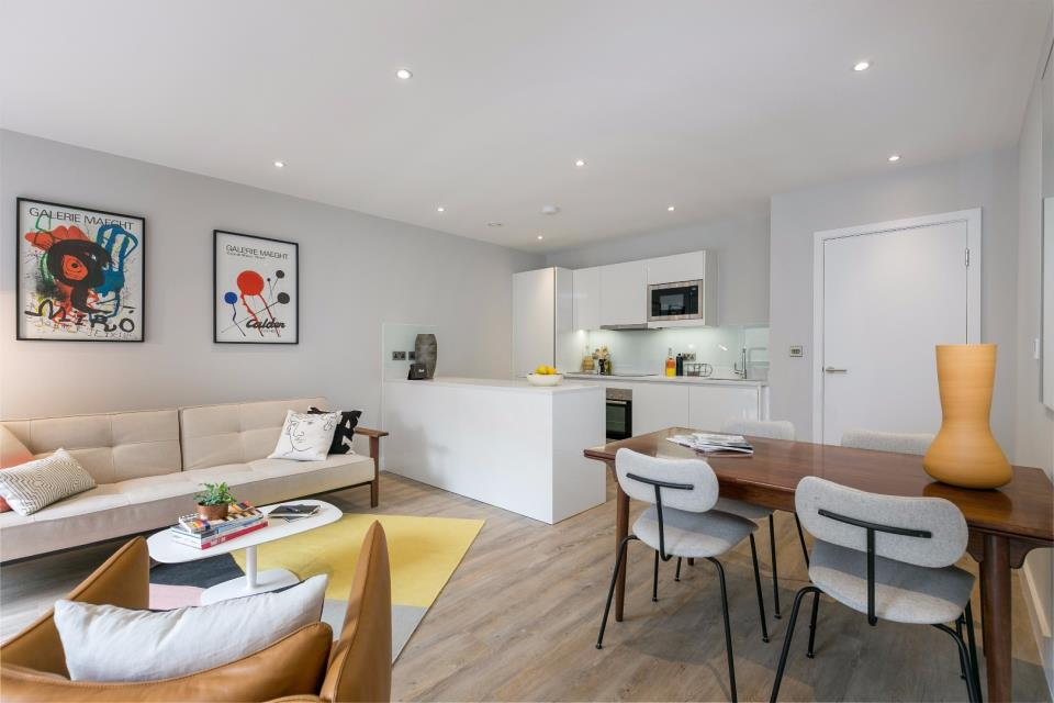 Dalston Works - One Bedroom Apartment