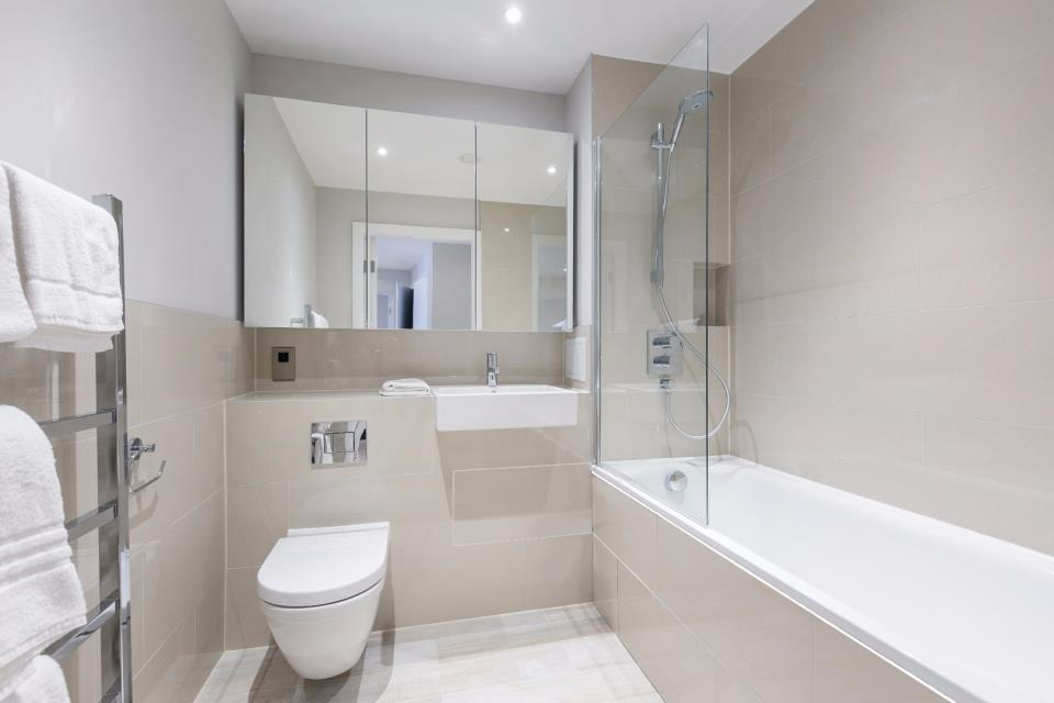 Dalston Works - Bathroom