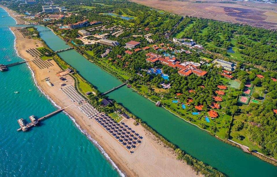 Gloria Golf Resort 5*