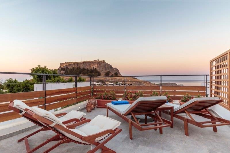 Lindos Aqua Luxury Villa