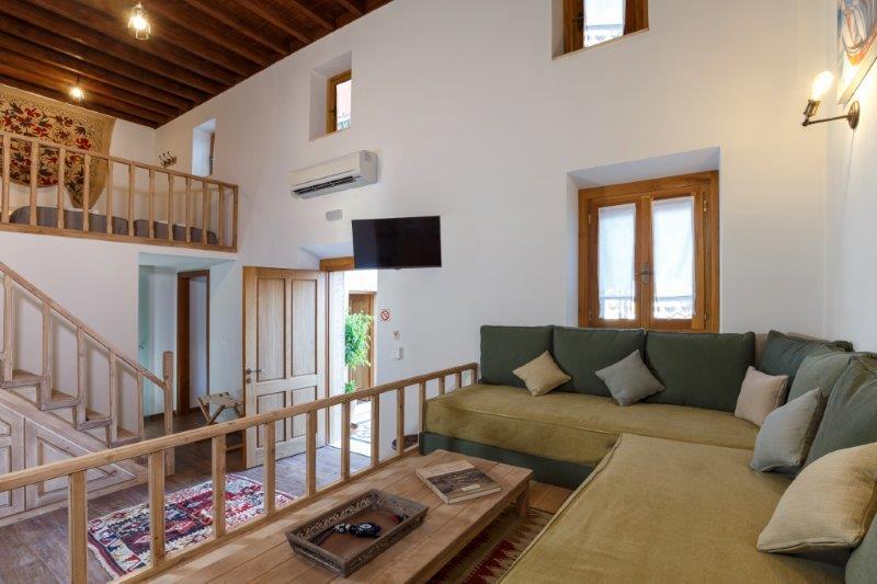 Lindos Aqua Luxury Villa - Zeus Room