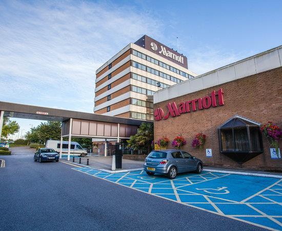 Marriott Portsmouth Hotel