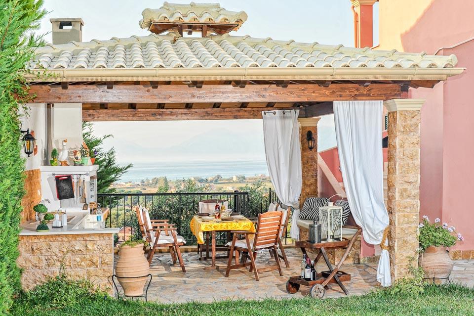Villa Mare E Monti