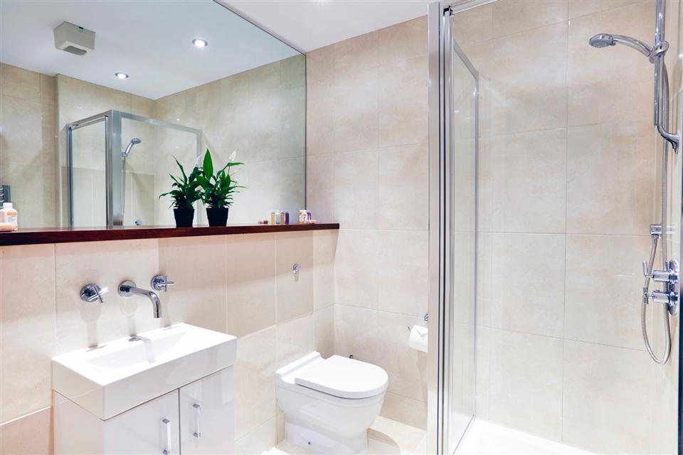 CHC Two Bedroom Bathroom