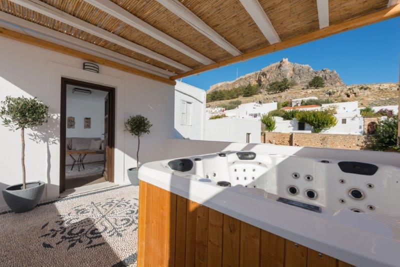 Lindos Amphitheater Villas & Apartments