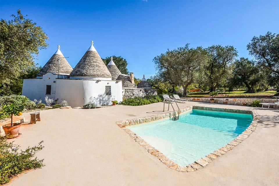 Trullo Dawn